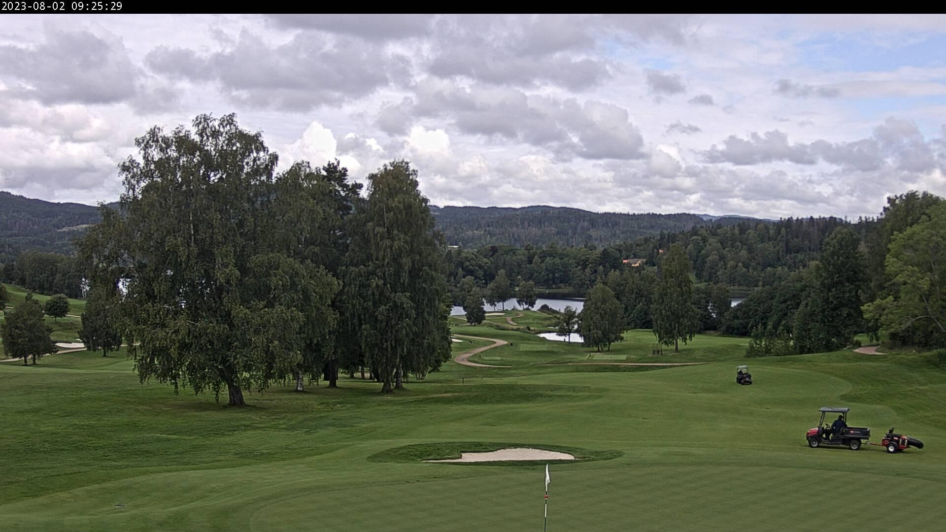 Webcam fra Oslo Golfklubb